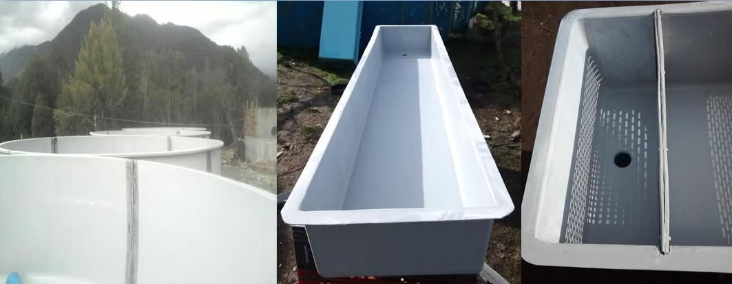 Fibracenter chile piscinas en fibra de vidrio piezas a pedido for Estanques de fibra de vidrio